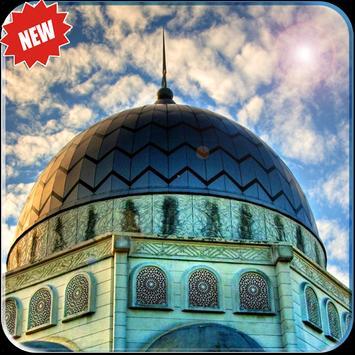 Beautiful Islamic Wallpaper poster