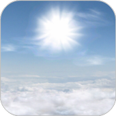 Passing Clouds Live Wallpaper icon