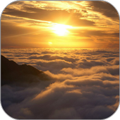 Sky Clouds Live HD Wallpaper icon