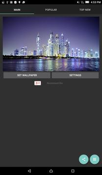Dubai Live Wallpaper apk screenshot
