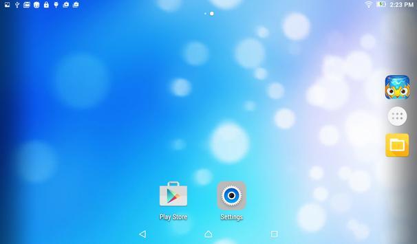 Energy Live Wallpaper apk screenshot