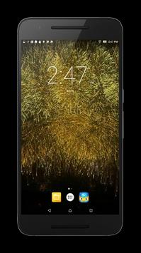 Fireworks Live Wallpaper apk screenshot