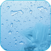 Pouring Rain Live Wallpaper icon