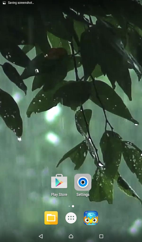 Rain Live Wallpaper Hd For Android Apk Download