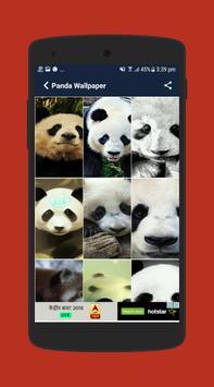 Panda wallpaper screenshot 3