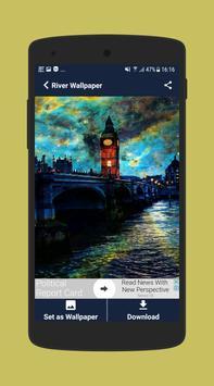 River wallpaper screenshot 1
