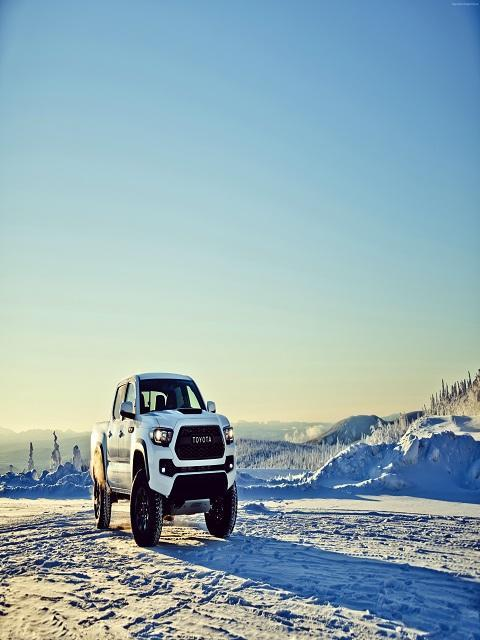 Hd Wallpaper Toyota Tacoma For Android Apk Download