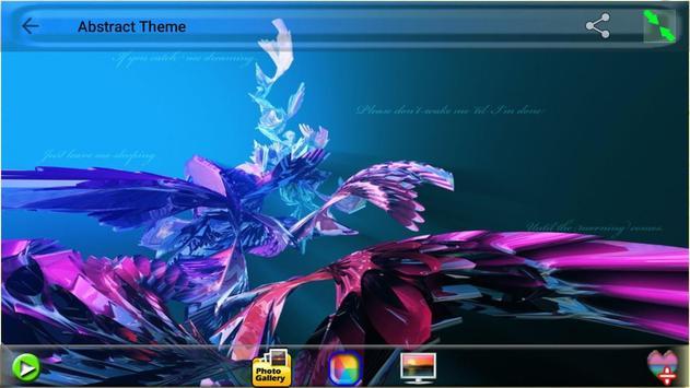 Abstract Theme apk screenshot