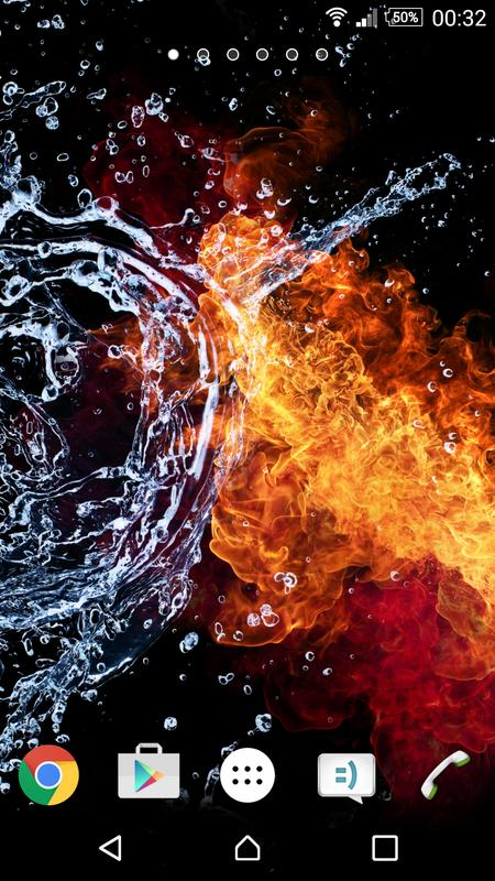 Fire wallpapers 4k for android apk download - Tablet wallpaper 4k ...