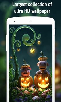 Halloween Wallpaper screenshot 2