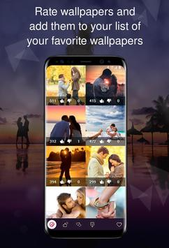 Romantic wallpapers 4k screenshot 3