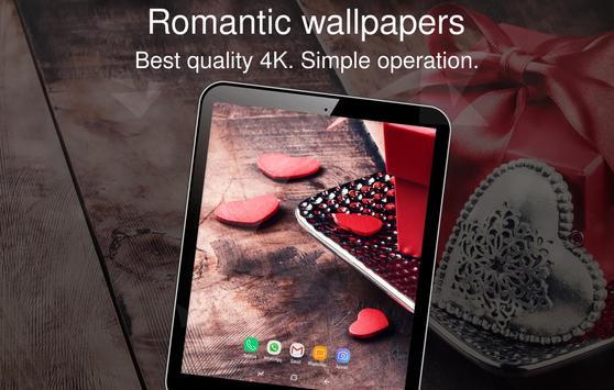 Romantic wallpapers 4k screenshot 6