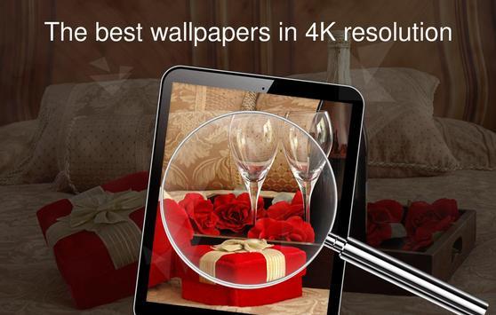 Romantic wallpapers 4k screenshot 8