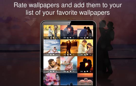 Romantic wallpapers 4k screenshot 9