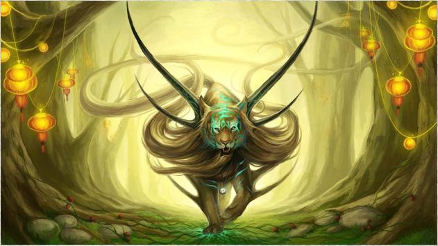 1080p Fantasy Animal Pics poster