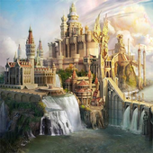 1080p Fantasy Castles Images icon