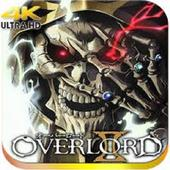 Overlord wallpaper HD icon