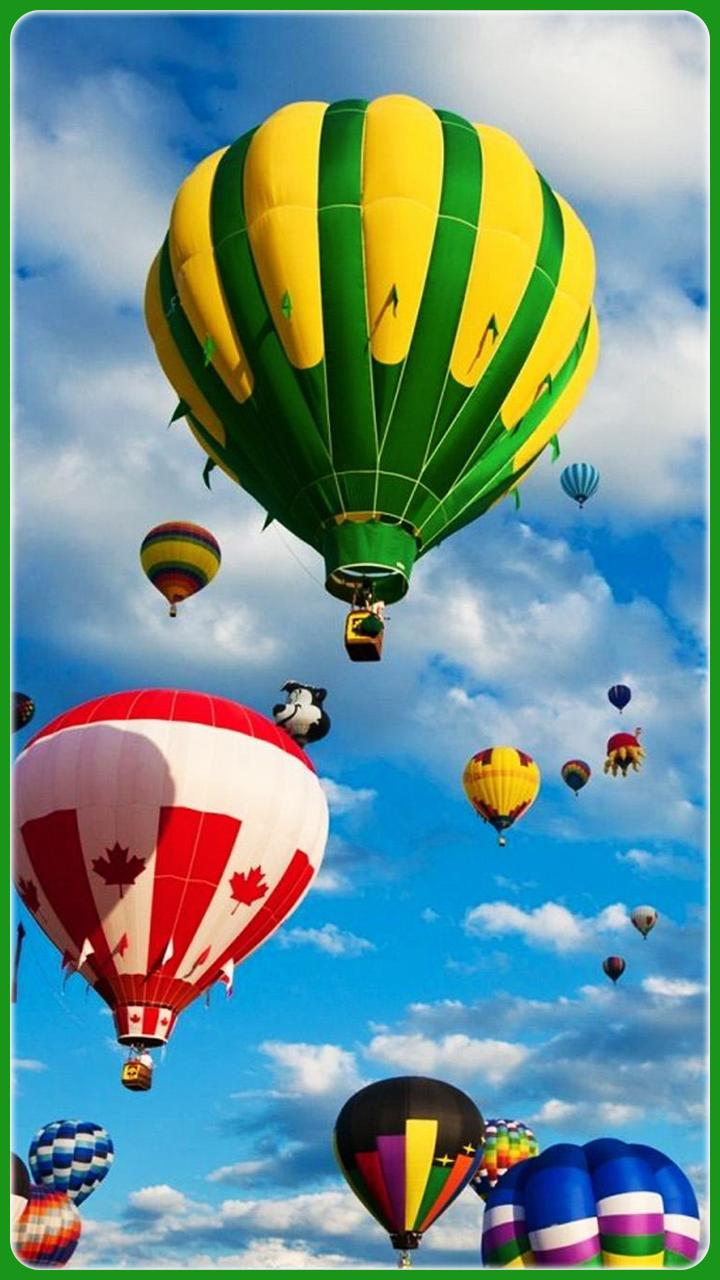 Hd Awesome Hot Air Balloon Wallpapers Cappadocia For Android