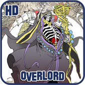 Anime Overlord HD Collection Wallpaper icon