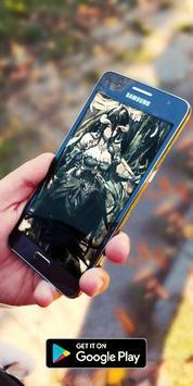 Anime Overlord HD Collection Wallpaper screenshot 3