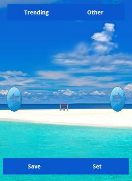 Beach Wallpapers apk screenshot