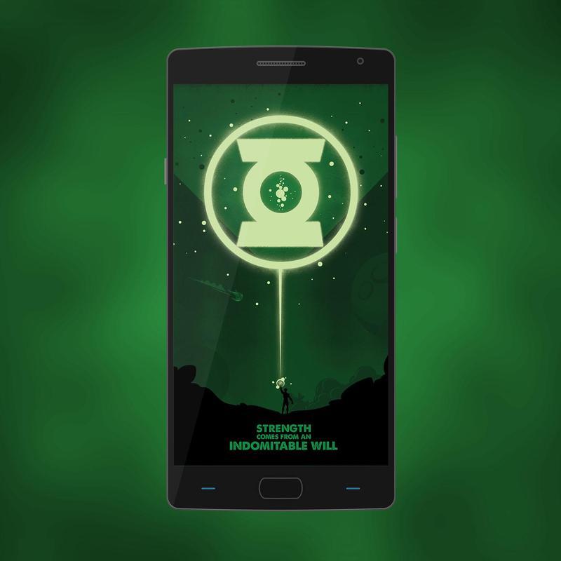 ... Best Of Green Lantern Wallpapers screenshot 2 ...