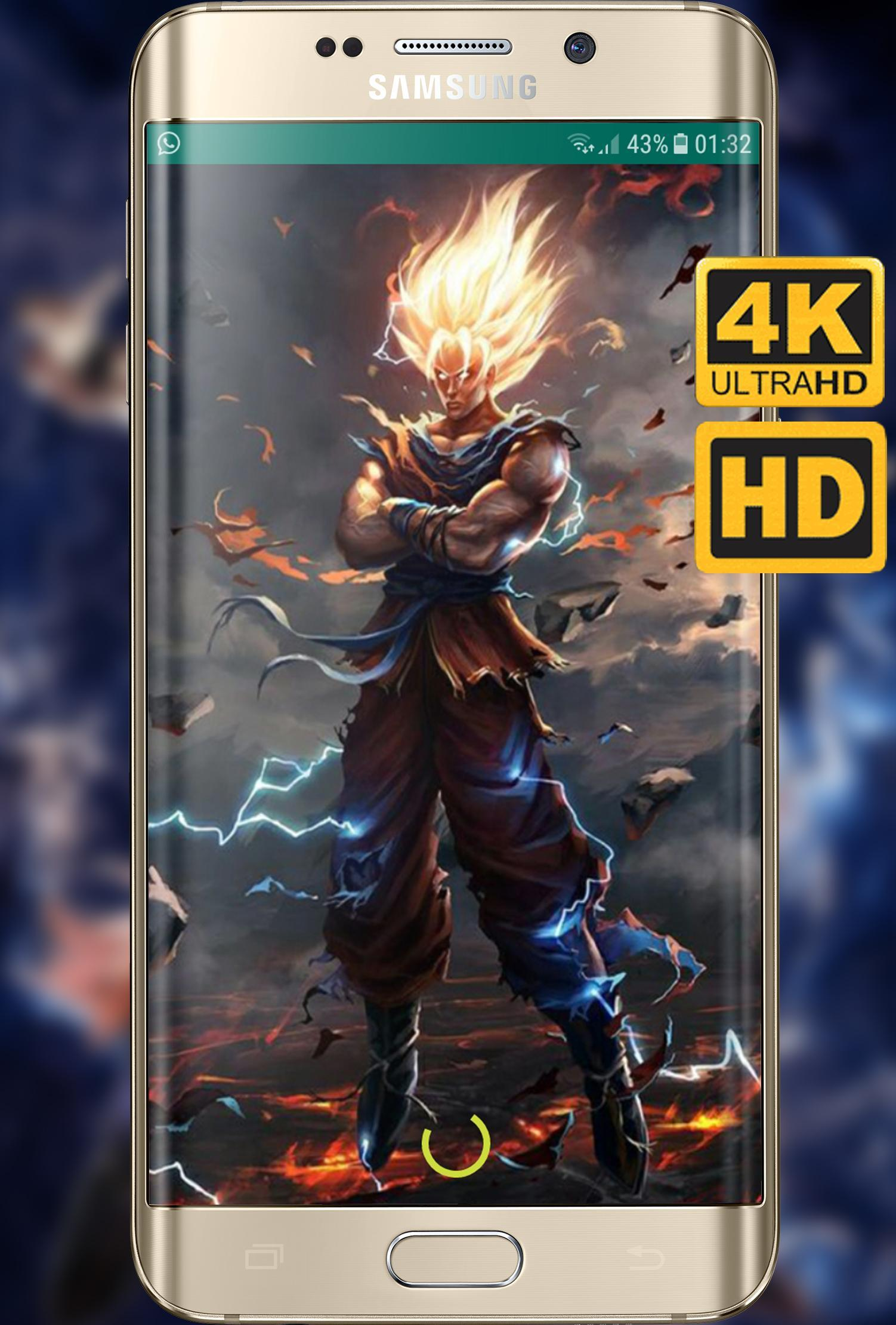 Dragon Ball Wallpapers Hd 4k For Android Apk Download