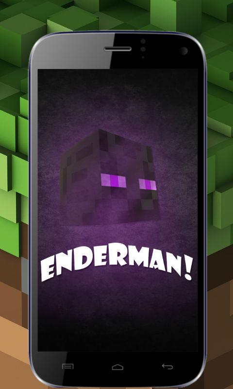 Enderman Minecraft Wallpapers For Android