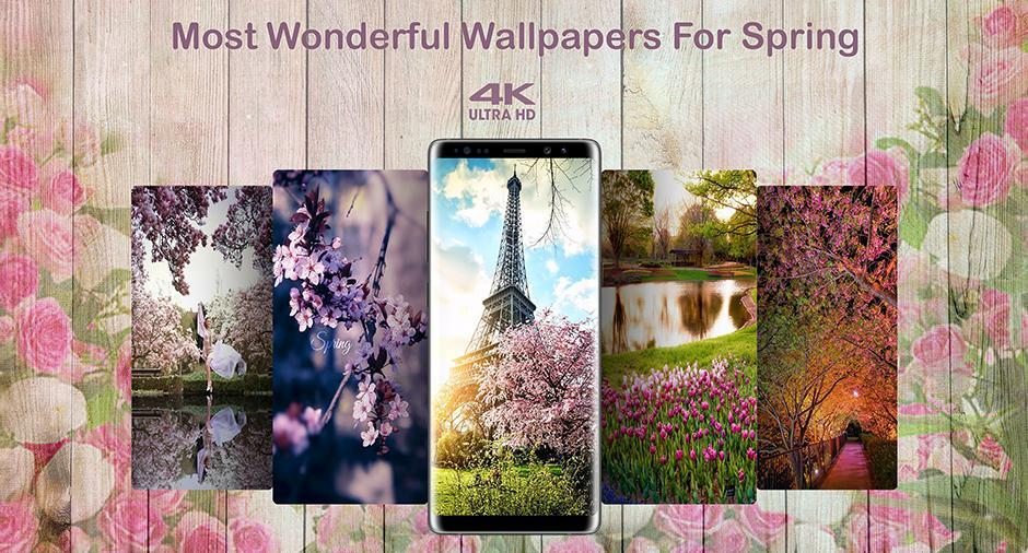 4 Seasons Hd Backgrounds Wallpapers For Android Apk Download