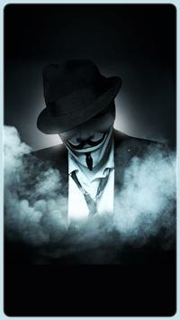 HD Anonymous Wallpapers  - Hackers poster