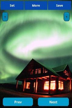 Aurora Borealis Wallpapers screenshot 2