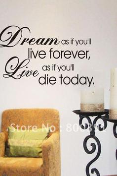 Quote pictures wallpapers HD apk screenshot