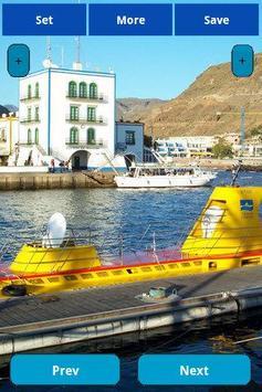 Puerto de Mogan wallpapers apk screenshot