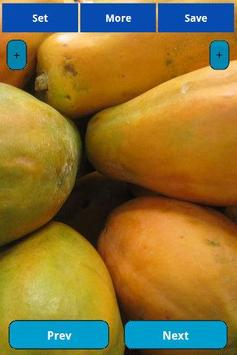 Papaya wallpapers screenshot 2