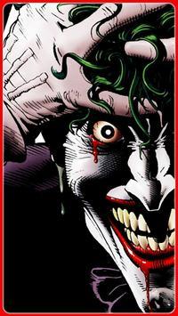 HD Amazing Joker Wallpapers - Clown screenshot 2