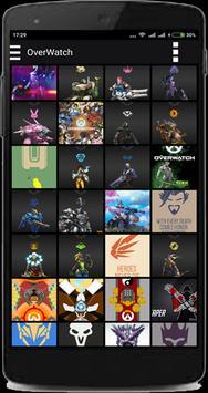 Wallpapers OverWatch apk screenshot