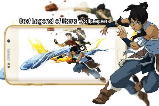 Legend of Korra Wallpaper-Wallpapers poster