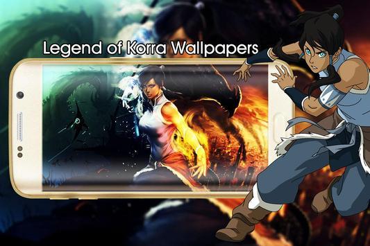 Legend of Korra Wallpaper-Wallpapers screenshot 1