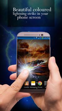 Electric Screen Live Wallpaper apk screenshot