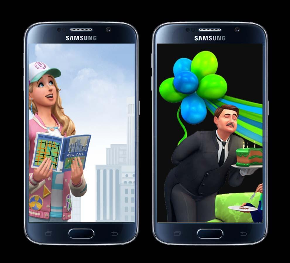 The Sims 4 Wallpapers Hd For Android Apk Download