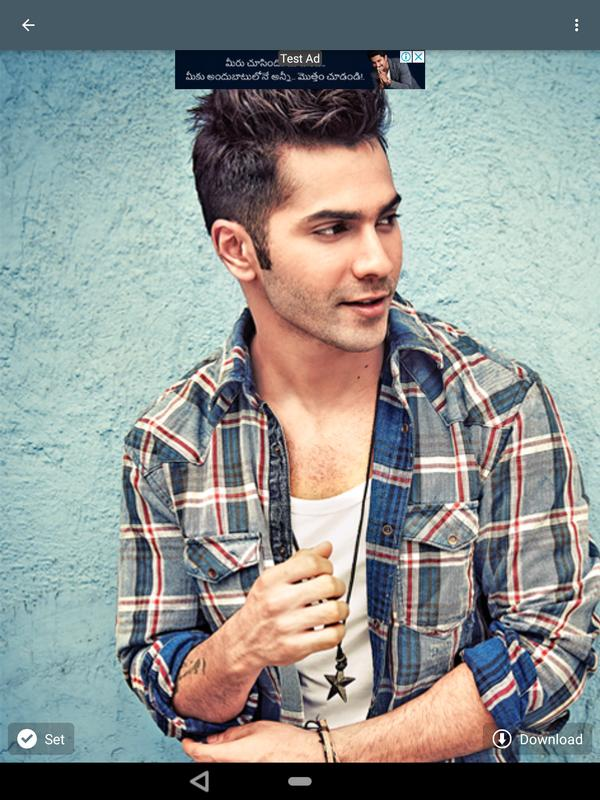 Varun Dhawan Hd Wallpapers For Android Apk Download
