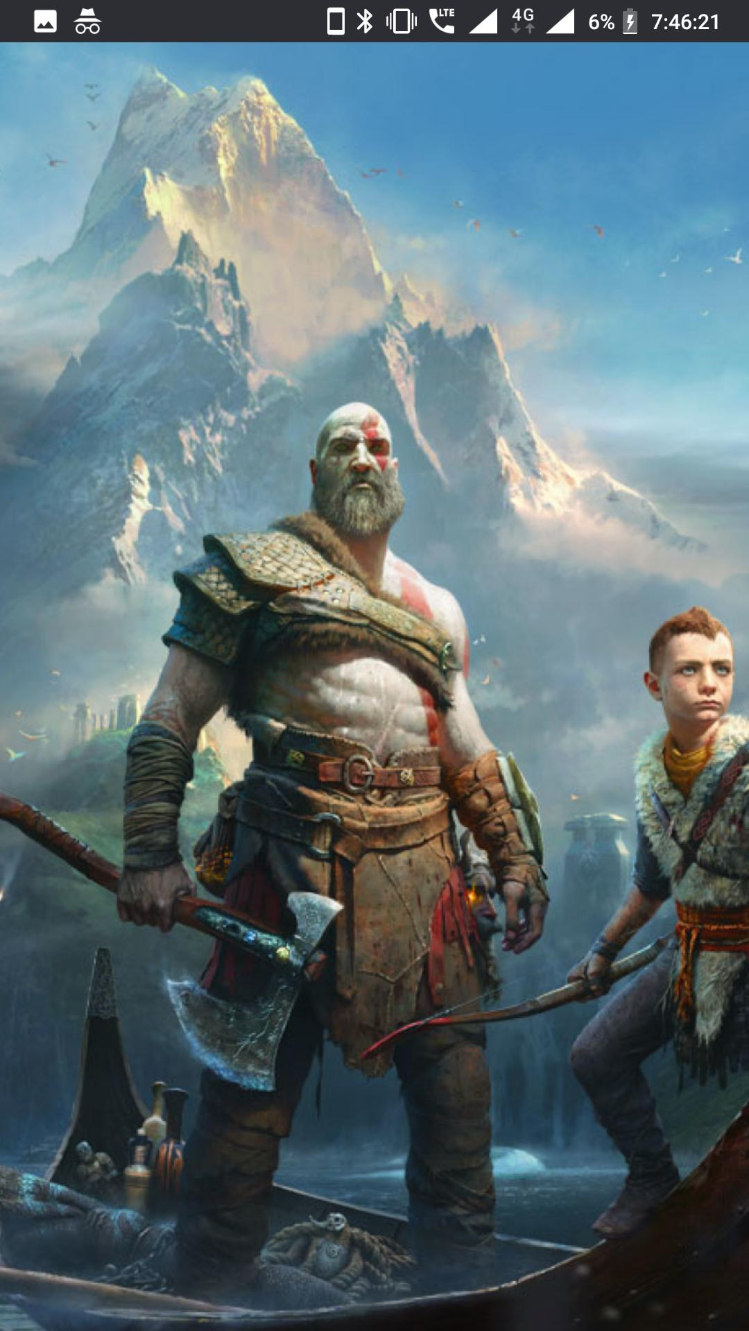 God Of War 2018 Wallpapers And Walk Through For Android
