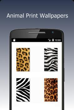 Animal Print Wallpapers screenshot 1