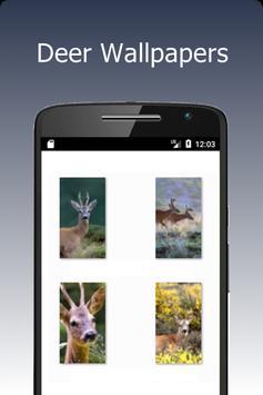 Deer Wallpapers screenshot 1