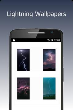 Lightning Wallpapers screenshot 1