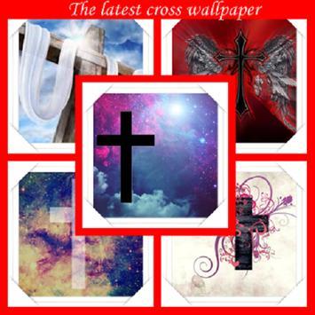 The latest cross wallpaper poster