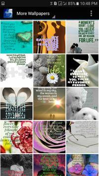 Romantic Love Wallpaper screenshot 2