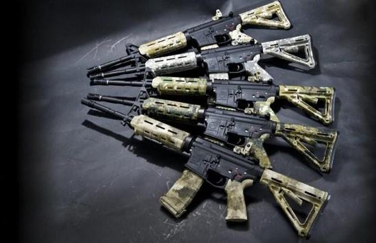 wallpaper Weapons apk screenshot