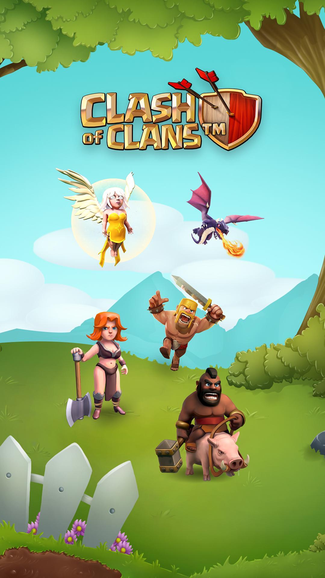 Hintergrundbilder Für Clash Of Clans Für Android Apk