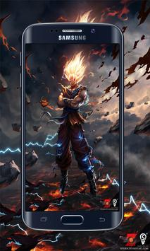 Android goku wallpaper apk goku wallpaper voltagebd Gallery
